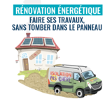 Rénovation énergétique : Attention à la fraude !